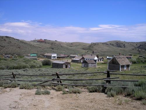 South Pass City, WY-500