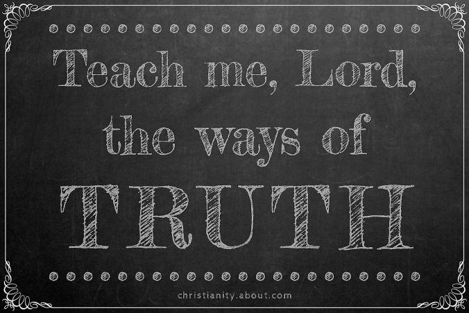 teachmetruth